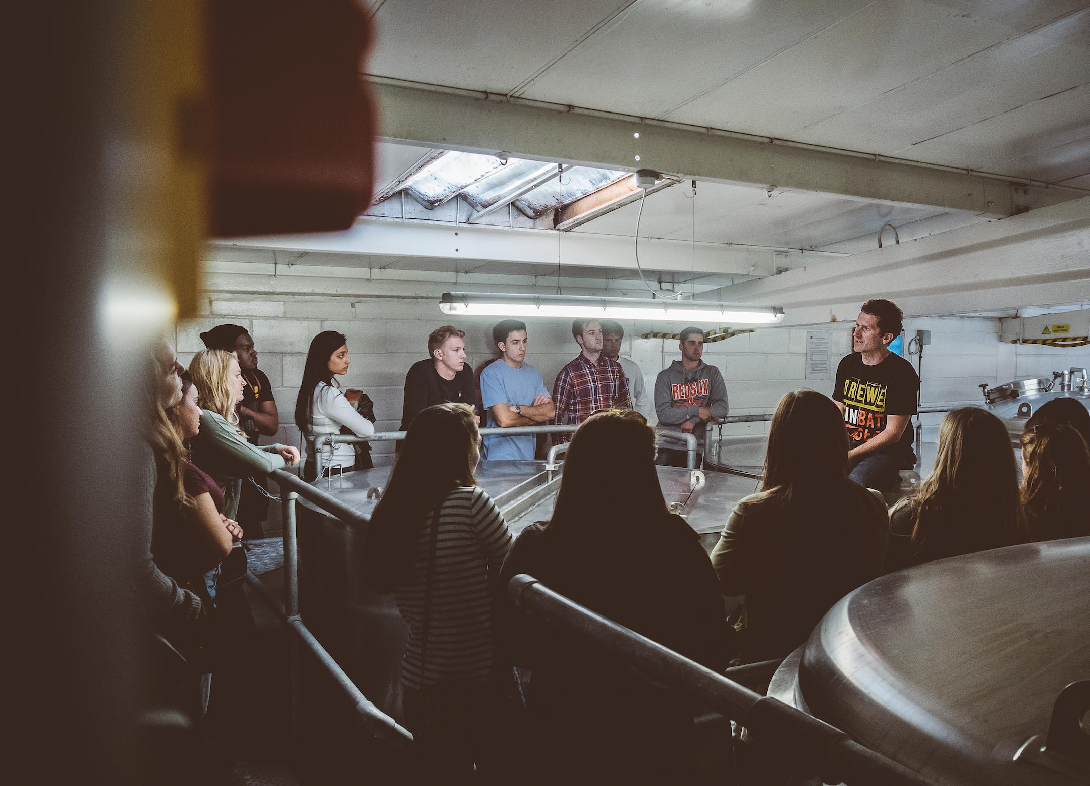Sambrook's Brewery Tour - Saturday (new for 2