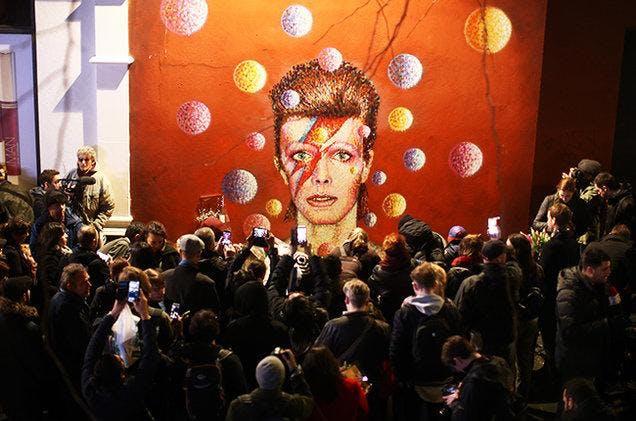 London's Original David Bowie Musical Walking Tour