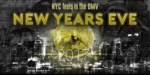 New Years Eve at Highline RxR - NYC feels in the DMV