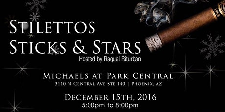 Cocktails & Cigars Holiday Event (No Cover Event) tickets