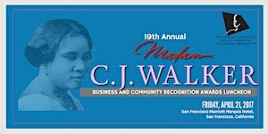 2017 National Coalition of 100 Black Women Madam C.J....