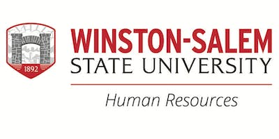 Peopleadmin Recruitment Training(for current WSSU employees only)