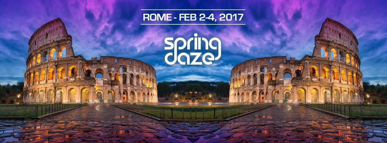 SPRING DAZE ROME