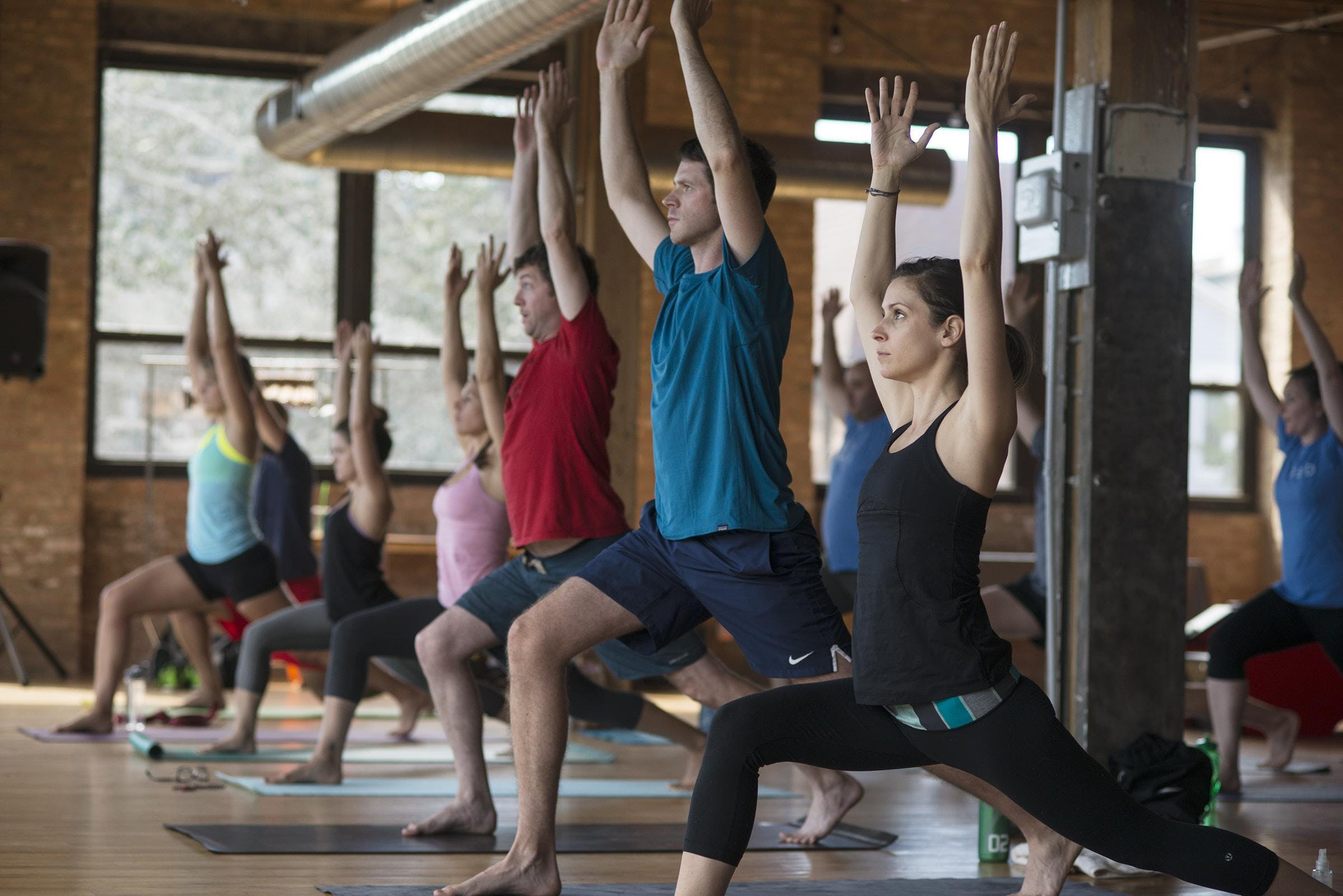 Yoga at Begyle Brewing