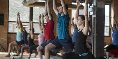 Yoga at Begyle Brewing