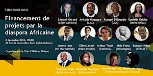Financement de projets par la diaspora africaine