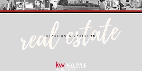 Real Estate CAREER NIGHT @ Keller Williams Bellevue tickets