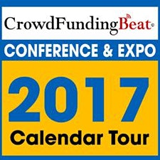 Crowdfunding Beat Media Group, Conference &  Expo USA - Tour 2017 logo