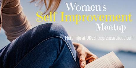 Women's Self Improvement Meetup tickets