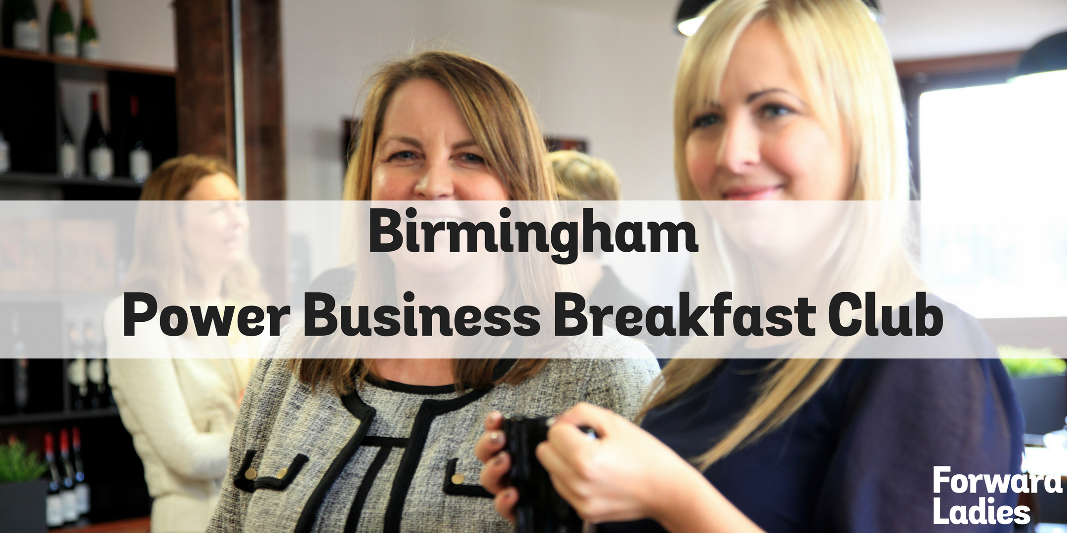 Birmingham Power Business Breakfast Club - Ju