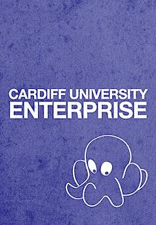 Cardiff University Enterprise logo