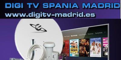 DIGI TV Madrid