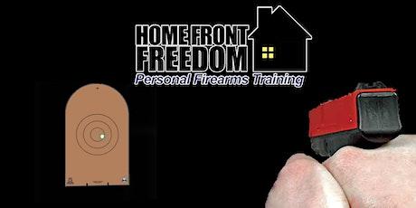 NRA Pistol Marksmanship Simulator Course tickets