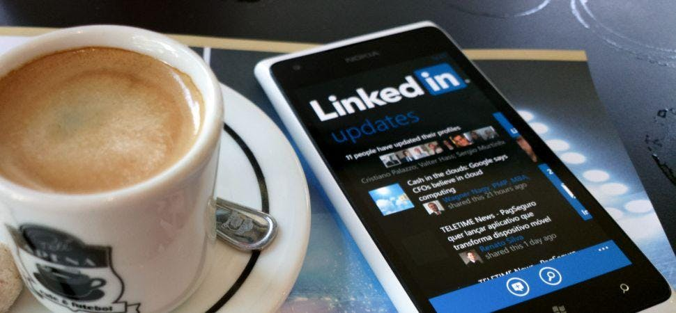 Linkedin for Beginners (Times Change)