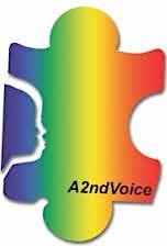 A2ndvoice CIC logo