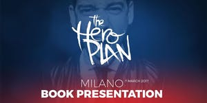 THE HERO PLAN · English book presentation with Cocktail