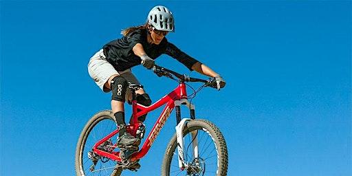 Level 2 MTB skills at Valmont Bike Park, Boulder CO