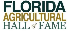 Florida Agricultural Hall of Fame Banquet 2017
