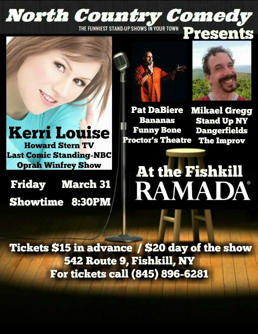 The Funniest Stand-Up show in Fishkill NY