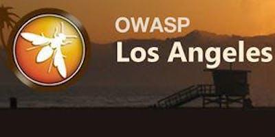OWASP Los Angeles Chapter Dinner Meeting Sponsor