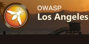 OWASP Los Angeles Chapter Dinner Meeting Sponsor
