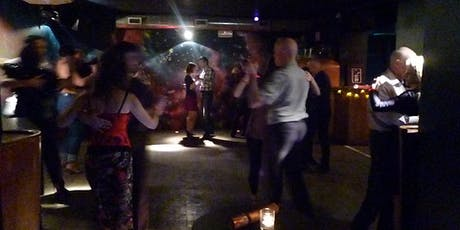 Argentinian Tango Course- Level 2 (Advanced Beginners) with Compadrito Tango tickets