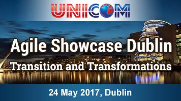 Agile Showcase Dublin - Transition and Transf