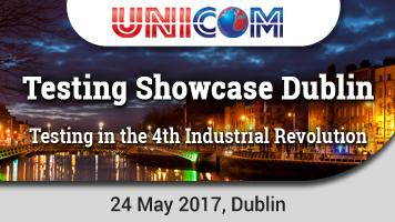 Testing Showcase Dublin - Testing in the 4th