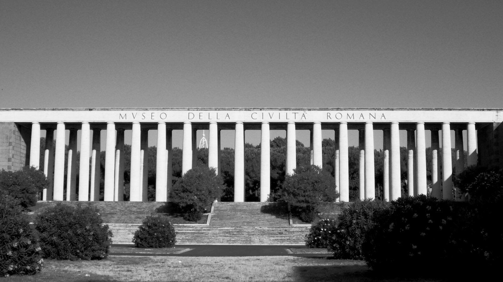 Museo della Civiltà Romana, dal declino alla