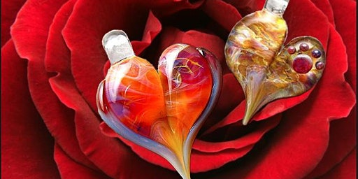 Hearts on Fire: Heart Pendant Glass Workshop