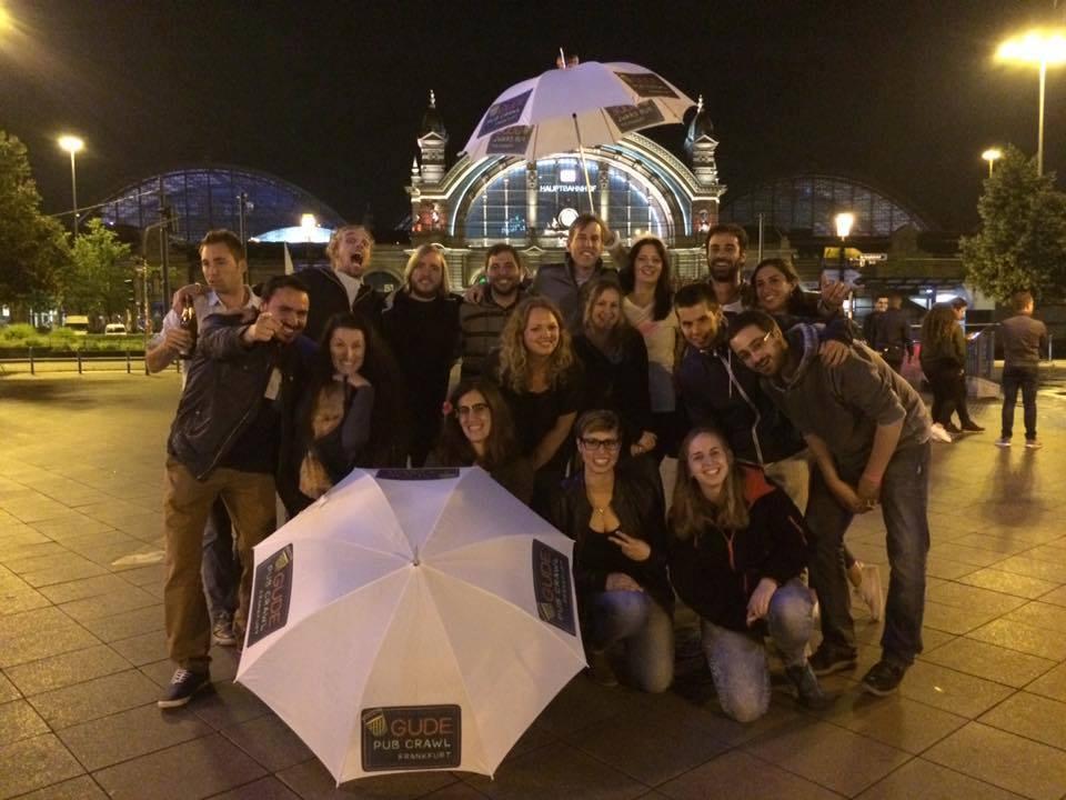 Gude Pub Crawl Frankfurt - Tour durch das Fra