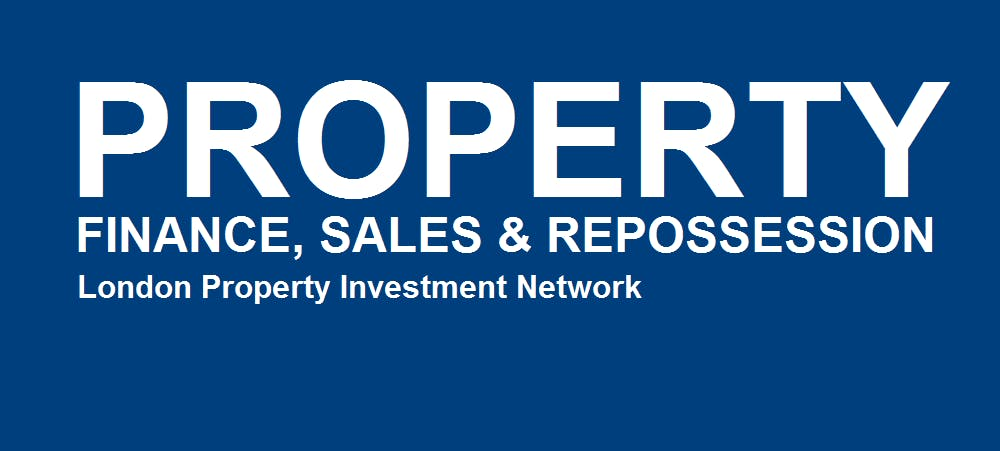 Property Finance, Sales & Repossessions