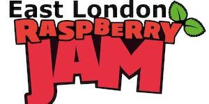 East London Raspberry Jam 2nd Event