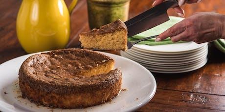 Adelaide Cooking School - Gluten & Sugar Free Cakes & Desserts tickets