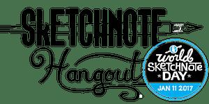 Sketchnote Hangout + #SNDay2017: Live Sketchnote...
