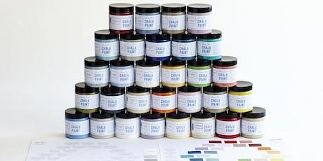 Chalk Paint® Essentials Workshop tickets