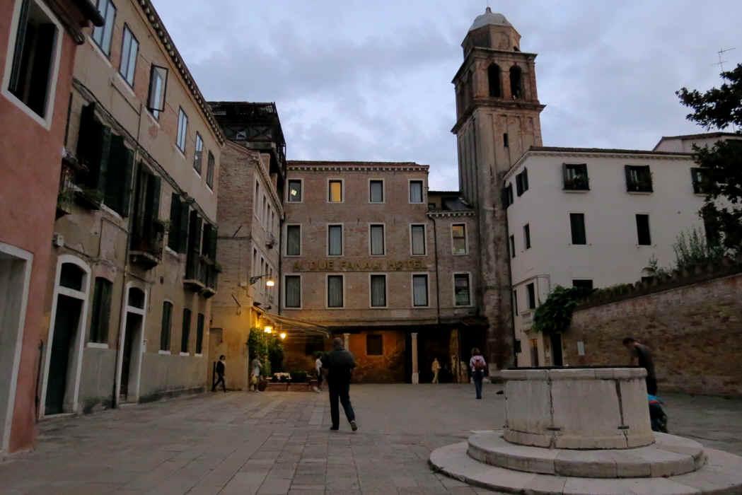 Venice Free Walking tour - 11AM Campo S. Sime