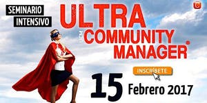 Seminario Ultra Community Manager - Intensivo -...