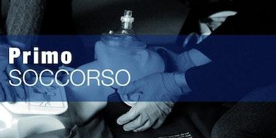 CORSO PRIMO SOCCORSO B/C