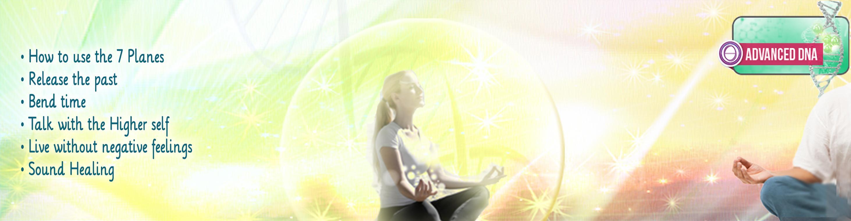 Advanced DNA - Theta Healing®