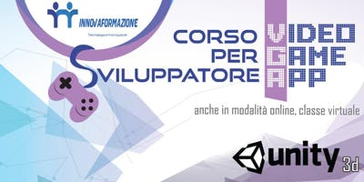 Corso Unity 3D