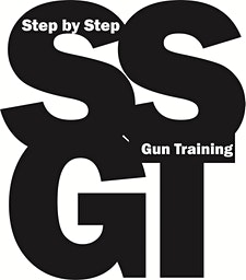 Step by Step Gun Training logo