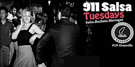911 Salsa Tuesdays tickets