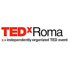 TEDxRoma logo