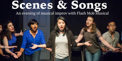 Musical Improv with Flash Mob Musical
