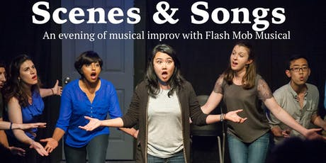 Musical Improv with Flash Mob Musical tickets