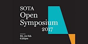 SOTA Open Symposium 2017
