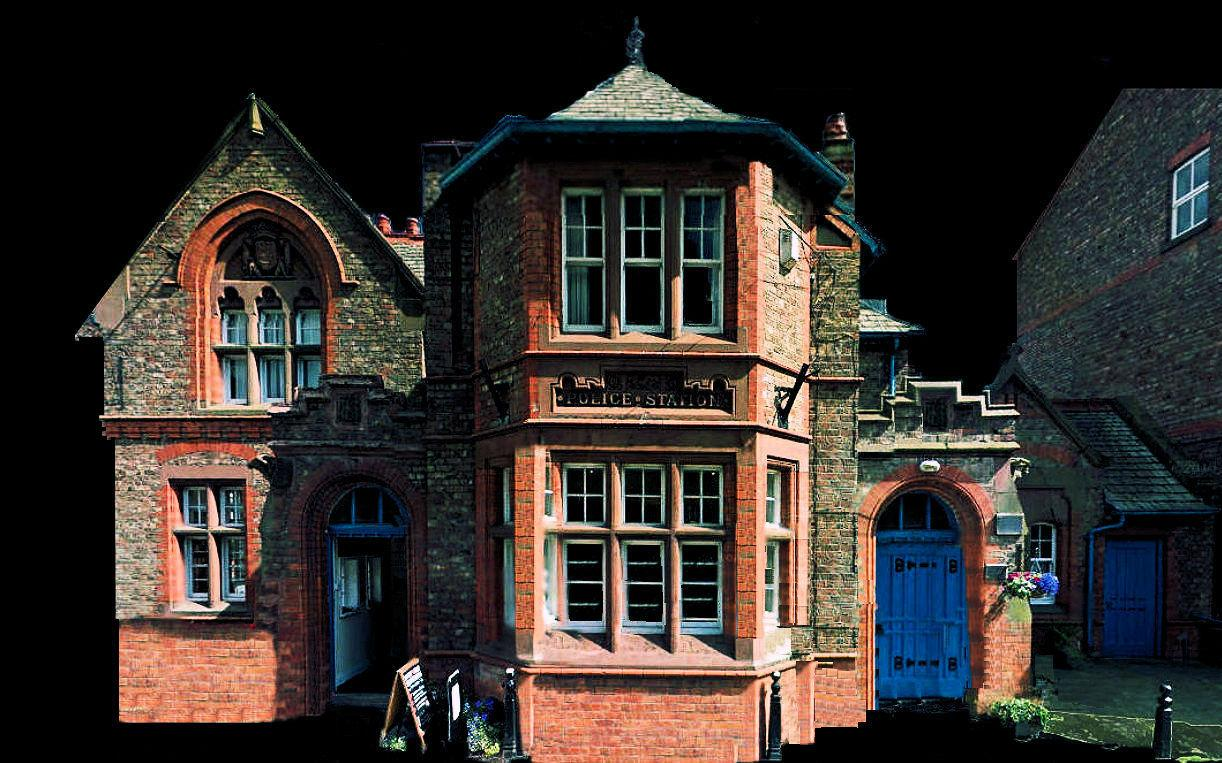 Liverpool's Haunted Police Station Ghost Hunt