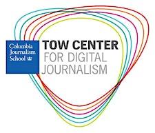Tow Center for Digital Journalism, Columbia Journalism School logo