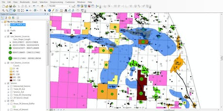 ArcGIS Essentials for Petroleum - London tickets